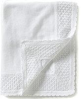 Feltman Brothers Knit Diamond-Pattern Blanket