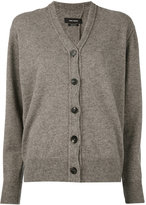 Isabel Marant knitted cardigan - women - Cotton/Wool/Yak - 40
