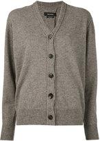Isabel Marant knitted cardigan - women - Wool/Yak/Cotton - 36