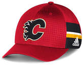 Adidas Calgary Flames Official Draft Cap