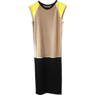 Reed Krakoff Beige Cashmere Dresses