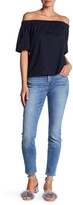 7 For All Mankind Gwenevere Crop Roll Jean