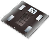 Beurer BF300 Solar Body Weight Analysis Scale - Black