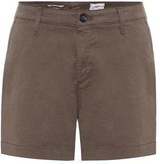 AG Jeans Caden stretch-cotton high-rise shorts