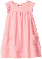 Floatimini Pullover Pocket Terry Cover-Up (Toddler & Little Girls)