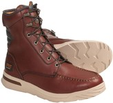 "Timberland Endurance Wedge Work Boots - 8"", Full-Grain Leather (For Men)"