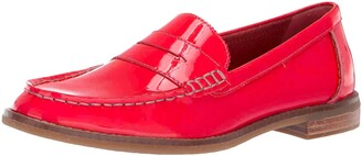 Sperry mens Seaport Patent Penny Loafer