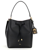 Lauren Ralph Lauren Dryden Collection Debby Drawstring Bag with Pouch