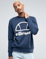Ellesse Large Logo Sweatshirt