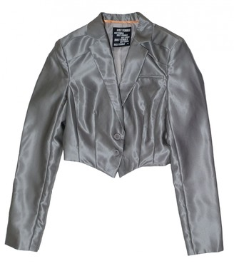 Just Female Silver Jacket for Women