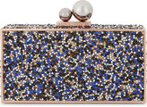 Sophia Webster Clara embellished clutch bag