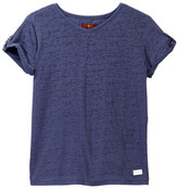 7 For All Mankind Beaded Tee (Big Girls)