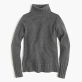 J.Crew Ribbed turtleneck in Italian cashmere