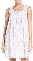 Eileen West Women's Cotton Chemise
