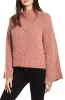 Cupcakes And Cashmere Danyon Boucle Pullover