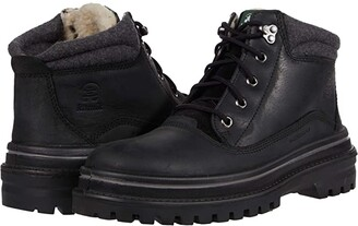 Kamik Tyson Mid (Black) Men's Boots
