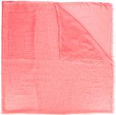 Faliero Sarti woven scarf - women - Silk/Modal - One Size