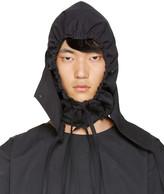 Craig Green Black Layered Hood