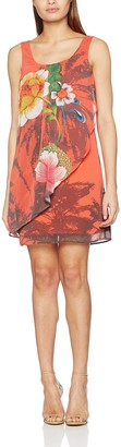 Desigual Women's Shayck Woven Sleeveless Dress