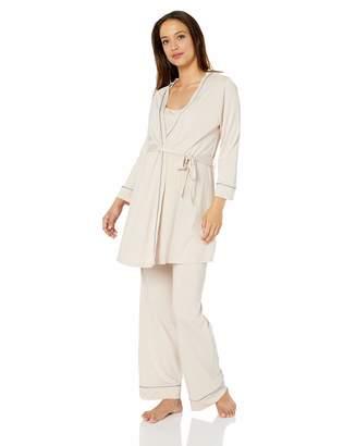 Cosabella Women's Bella Maternity 3-Piece Pajama Set