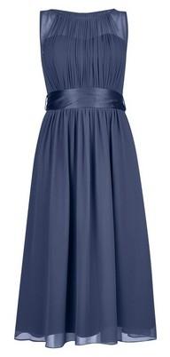 Dorothy Perkins Womens **Showcase Dark Grey 'Bethany' Midi Dress, Grey