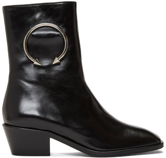 Dorateymur Black Nizip Offroad Boot