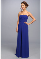 BCBGMAXAZRIA Whitley Strapless Gown