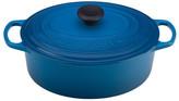 Le Creuset Cast Iron 5-qt. Oval Dutch Oven
