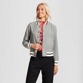 Who What Wear Women's Varsity Bomber Jacket