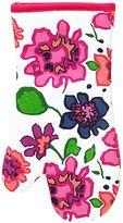 Kate Spade Festive Floral Oven Mitt