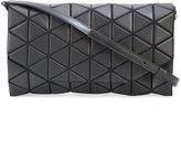 Bao Bao Issey Miyake geometric triangle clutch - women - Nylon/Polyester/Polyurethane/Bullhide Leather - One Size