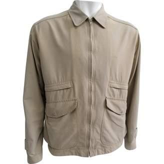 Fay Beige Cotton Jackets