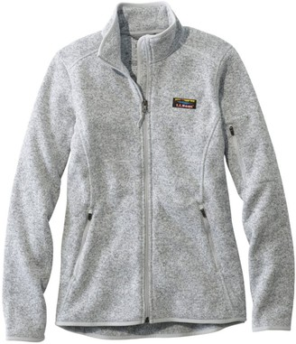 L.L. Bean Women's L.L.Bean Sweater Fleece Full-Zip Jacket
