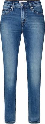 Calvin Klein Jeans Women's CKJ 011 MID Rise Skinny Ankle Pants