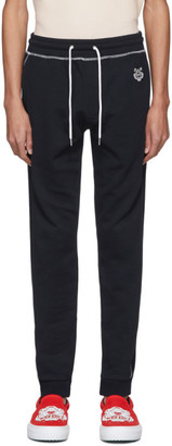 Kenzo Navy Tiger Crest Jogger Lounge Pants