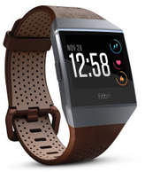 Fitbit IONIC LEATHER BAND - BAND ONLY