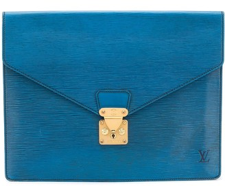 Louis Vuitton 1994 pre-owned Epi document holder