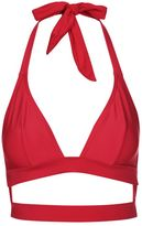 Wolfwhistle Wolf & whistle **fuller bust triangle bikini top