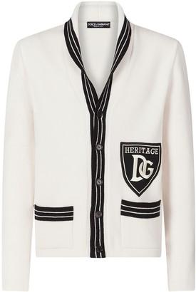 Dolce & Gabbana Heritage wool cardigan
