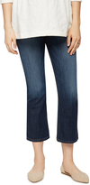 A Pea in the Pod Joe&'s Jeans Secret Fit Belly Olivia Cropped Flare Maternity Jean