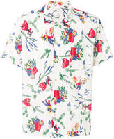 YMC printed shortsleeved shirt