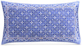 """Cupcakes And Cashmere Blue Frame 13"""" x 23"""" Decorative Pillow"""