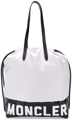 Moncler Logo Tote Bag