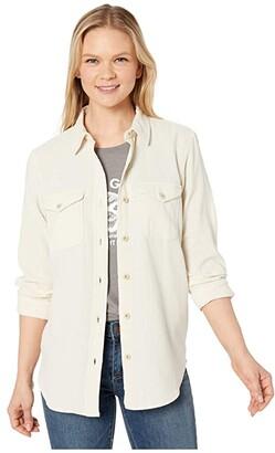 Filson Scout Shirt (Birch 1) Women's Clothing