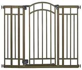 Summer Infant ; Walk Thru Multi-Use Bronze Deco Extra Tall Baby Gate with...