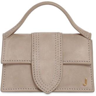 Jacquemus Le Petit Bambino Suede Bag