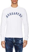 DSQUARED2 Solid Knit Sweatshirt