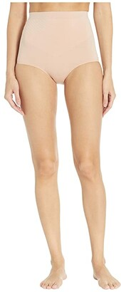 Wolford 3W Control Panty High-Waist (Rose Tan) Women's Underwear