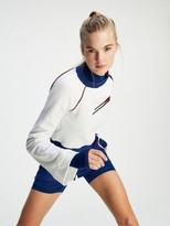 Tommy Hilfiger Cropped Wide Sleeve Sweatshirt