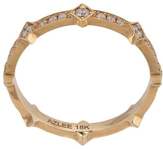 Azlee Crystal Embedded Ring